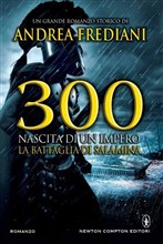 Copertina dell'audiolibro 300 nascita di un impero: la battaglia di Salamina di FREDIANI, Andrea