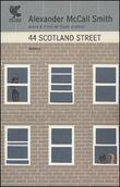 Copertina dell'audiolibro 44 Scotland Street di McCALL SMITH, Alexander