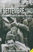 Copertina dell'audiolibro 8 settembre 1943 vol.2 di RAFFAELLI, Enzo