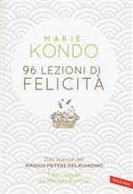 Copertina dell'audiolibro 96 lezioni di felicità di KONDO, Marie