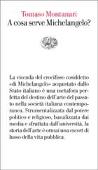 Copertina dell'audiolibro A cosa serve Michelangelo? di MONTANARI, Tomaso