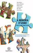 Copertina dell'audiolibro A memoria d'uomo  B di PERUZZI, W. - BONANSEA, G. - FOSSATI, R.