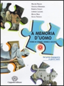 Copertina dell'audiolibro A memoria d'uomo  D di PERUZZI, W. - BONANSEA, G. - FOSSATI, R.