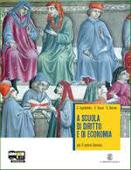 Copertina dell'audiolibro A scuola di diritto e di economia di ZAGREBELSKY, G. - TRUCCO, C. - BACCELI, G.