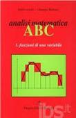 Copertina dell'audiolibro ABC analisi matematica 1. funzioni di una variabile di ACERBI, Emilio - BUTTAZZO, Giuseppe