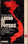 Copertina dell'audiolibro Abuso di potere di DRAPER, Theodore