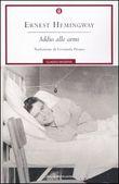 Copertina dell'audiolibro Addio alle armi di HEMINGWAY, Ernest