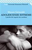 Copertina dell'audiolibro Adolescenze estreme