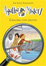 Copertina dell'audiolibro Agatha Mistery: Crociera con delitto