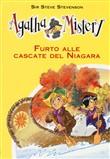 Copertina dell'audiolibro Agatha Mistery: Furto alle cascate del Niagara