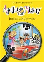 Copertina dell'audiolibro Agatha Mistery: Intrigo a Hollywood