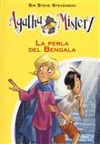 Copertina dell'audiolibro Agatha Mistery: La perla del Bengala di STEVENSON, Steve sir