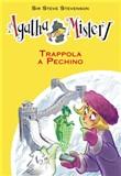 Copertina dell'audiolibro Agatha Mistery: Trappola a Pechino di STEVENSON, Steve sir