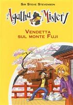 Copertina dell'audiolibro Agatha Mistery: Vendetta sul Monte Fuji