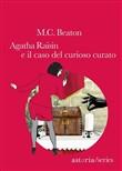 Copertina dell'audiolibro Agatha Raisin e il caso del curioso curato di BEATON, M.C.