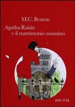 Copertina dell'audiolibro Agatha Raisin e il matrimonio assassino di BEATON, M.C.