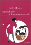 Copertina dell'audiolibro Agatha Raisin e il veterinario crudele di BEATON, M.C.
