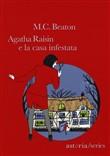 Copertina dell'audiolibro Agatha Raisin e la casa infestata