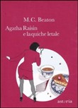 Copertina dell'audiolibro Agatha Raisin e la quiche letale