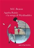 Copertina dell'audiolibro Agatha Raisin e la strega di Wyckhadden