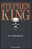 Copertina dell'audiolibro Al crepuscolo di KING, Stephen