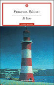 Copertina dell'audiolibro Al faro di WOOLF, Virginia