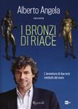 Copertina dell'audiolibro Alberto Angela racconta i bronzi di Riace