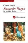 Copertina dell'audiolibro Alessandro Magno: la realtà e il mito