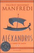 Copertina dell'audiolibro Alexandros: le sabbie di Amon vol. 2 di MANFREDI, Valerio Massimo