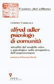 Copertina dell'audiolibro Alfred Adler psicologo di comunità