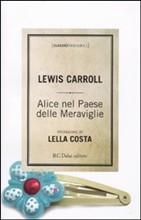 Copertina dell'audiolibro Alice nel paese delle meraviglie