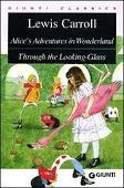 Copertina dell'audiolibro Alice's Adventures in Wonderland – Through the looking-glass