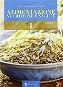 Copertina dell'audiolibro Alimentazione nutrizione e salute di LUNARDI, Antonio - MONCIATTI, Manuela