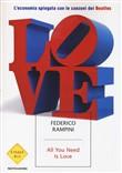 Copertina dell'audiolibro All you need is love