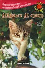 Copertina dell'audiolibro Allarme al circo di GESSLER, Tatjana