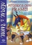 Copertina dell'audiolibro All'ombra delle piramidi di BORDIGLIONI, Stefano