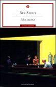Copertina dell'audiolibro Alta cucina di STOUT, Rex