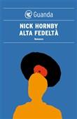 Copertina dell'audiolibro Alta fedeltà di HORNBY, Nick