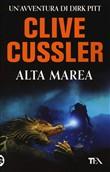 Copertina dell'audiolibro Alta Marea di CUSSLER, Clive