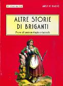 Copertina dell'audiolibro Altre storie di briganti di DE BLASIO, Abele