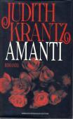 Copertina dell'audiolibro Amanti di KRANTZ, Judith