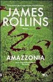 Copertina dell'audiolibro Amazzonia di ROLLINS, James