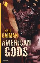 Copertina dell'audiolibro American Gods
