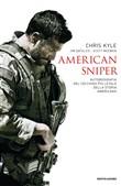 Copertina dell'audiolibro American Sniper di KYLE, Chris