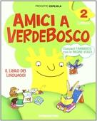 Copertina dell'audiolibro Amici a Verdebosco 2 – Letture