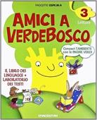 Copertina dell'audiolibro Amici a Verdebosco 3 – Letture