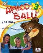 Copertina dell'audiolibro Amico Balù 3 – Lettura di TAFFAREL, Lorenzo (coordinato da)