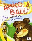 Copertina dell'audiolibro Amico Balù 3 – Storia geografia cittadinanza e costituzione
