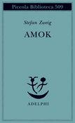 Copertina dell'audiolibro Amok di ZWEIG, Stefan