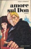 Copertina dell'audiolibro Amore sul Don di KONSALIK, Heinz Gunther